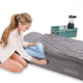 Intex Luftbett SLEEPING BAG AIRBED